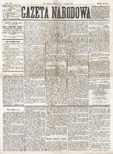 Gazeta Narodowa. R. 16 (1877), nr 75 (1 kwietnia)