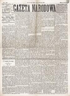 Gazeta Narodowa. R. 16 (1877), nr 78 (6 kwietnia)