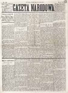 Gazeta Narodowa. R. 16 (1877), nr 81 (10 kwietnia)