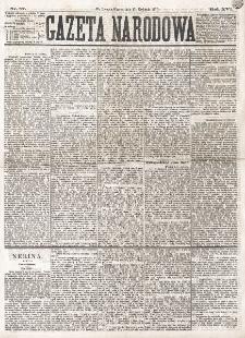 Gazeta Narodowa. R. 16 (1877), nr 87 (17 kwietnia)