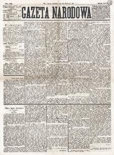 Gazeta Narodowa. R. 16 (1877), nr 98 (29 kwietnia)