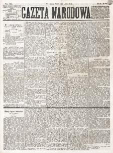 Gazeta Narodowa. R. 16 (1877), nr 99 (1 maja)