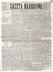 Gazeta Narodowa. R. 16 (1877), nr 101 (3 maja)