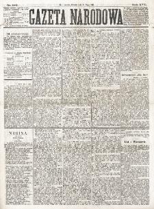 Gazeta Narodowa. R. 16 (1877), nr 103 (5 maja)