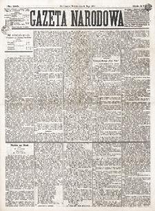 Gazeta Narodowa. R. 16 (1877), nr 105 (8 maja)