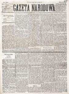 Gazeta Narodowa. R. 16 (1877), nr 106 (9 maja)