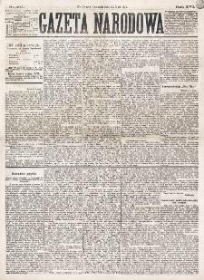 Gazeta Narodowa. R. 16 (1877), nr 107 (10 maja)