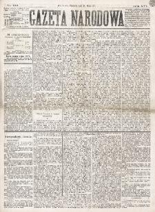 Gazeta Narodowa. R. 16 (1877), nr 109 (13 maja)