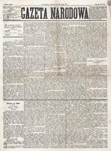 Gazeta Narodowa. R. 16 (1877), nr 110 (15 maja)