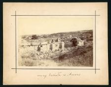 Ruiny kościoła w Amwas