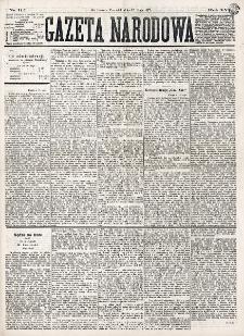 Gazeta Narodowa. R. 16 (1877), nr 112 (17 maja)