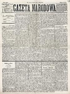 Gazeta Narodowa. R. 16 (1877), nr 114 (19 maja)