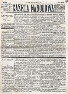 Gazeta Narodowa. R. 16 (1877), nr 121 (29 maja)