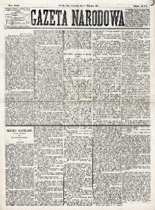 Gazeta Narodowa. R. 16 (1877), nr 128 (7 czerwca)