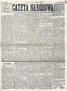 Gazeta Narodowa. R. 16 (1877), nr 135 (15 czerwca)
