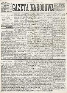 Gazeta Narodowa. R. 16 (1877), nr 138 (19 czerwca)