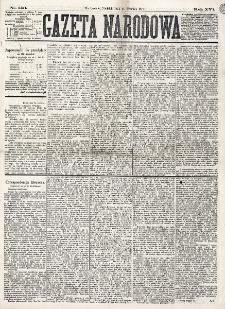Gazeta Narodowa. R. 16 (1877), nr 143 (24 czerwca)