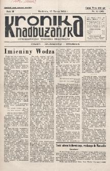 Kronika Nadbużańska : Demokratyczny Tygodnik Regionalny. R. 3, nr 12 (96) (17 marca 1935)