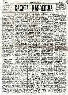 Gazeta Narodowa. R. 12, nr 59 (7 marca 1873)