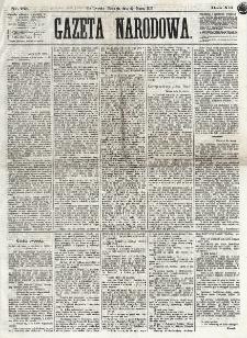 Gazeta Narodowa. R. 12, nr 79 (30 marca 1873)