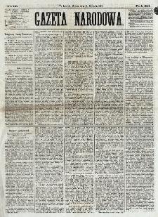 Gazeta Narodowa. R. 12, nr 95 (19 kwietnia 1873)