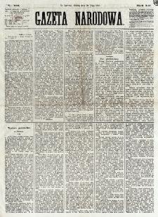 Gazeta Narodowa. R. 12, nr 113 (10 maja 1873)
