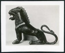 Archaiczny bronzowy lew z Perugii