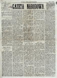 Gazeta Narodowa. R. 12, nr 98 (23 kwietnia 1873)