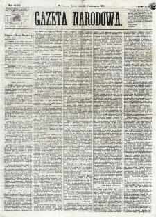 Gazeta Narodowa. R. 12, nr 253 (25 października 1873)