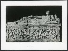 Terakotowy sarkofag z Chiusi