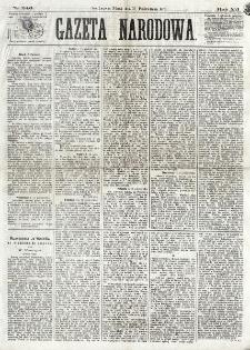 Gazeta Narodowa. R. 12, nr 246 (17 października 1873)