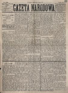 Gazeta Narodowa. R. 16, nr 152 (6 lipca 1877)