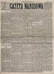 Gazeta Narodowa. R. 16, nr 159 (14 lipca 1877)