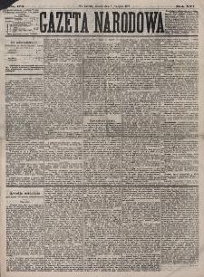Gazeta Narodowa. R. 16, nr 179 (1877)