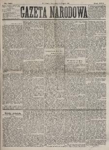Gazeta Narodowa. R. 16, nr 183 (1877)