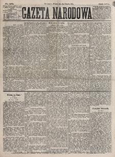 Gazeta Narodowa. R. 16, nr 190 (1877)