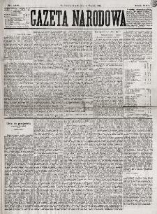 Gazeta Narodowa. R. 16, nr 213 (18 września 1877)