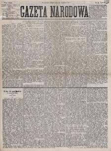 Gazeta Narodowa. R. 16 (1877), nr 216 (21 września)