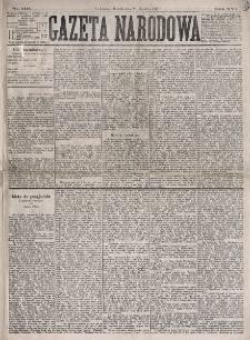 Gazeta Narodowa. R. 16 (1877), nr 219 (25 września)