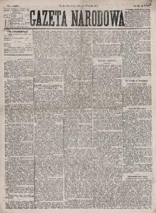 Gazeta Narodowa. R. 16 (1877), nr 220 (26 września)