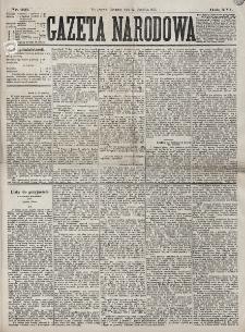 Gazeta Narodowa. R. 16 (1877), nr 221 (27 września)