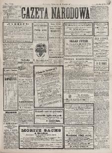 Gazeta Narodowa. R. 16 (1877), nr 223 (29 września)