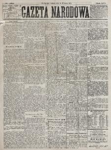 Gazeta Narodowa. R. 16 (1877), nr 224 (30 września)