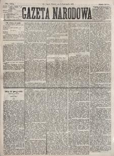Gazeta Narodowa. R. 16 (1877), nr 225 (2 Października)