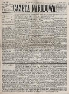Gazeta Narodowa. R. 16 (1877), nr 226 (3 października)