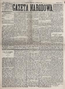 Gazeta Narodowa. R. 16 (1877), nr 228 (5 października)