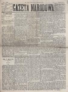 Gazeta Narodowa. R. 16 (1877), nr 229 (6 października)