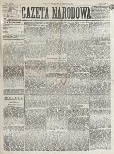 Gazeta Narodowa. R. 16 (1877), nr 231 (9 października)