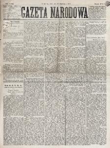 Gazeta Narodowa. R. 16 (1877), nr 232 (10 października)