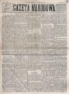 Gazeta Narodowa. R. 16 (1877), nr 236 (14 października)